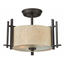 Sloan Ceiling Semi-Flush Mount