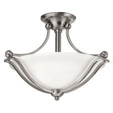 Bolla LED Semi Flush Ceiling Light