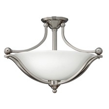 Bolla Semi Flush Ceiling Light