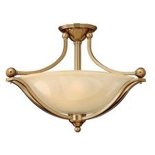 Bolla LED Semi Flush Ceiling Light