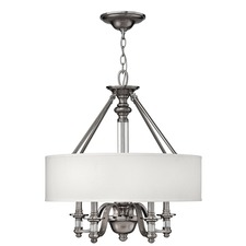 Sussex Drum Shade Chandelier