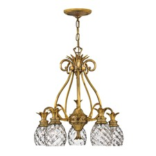 Plantation Downlight Chandelier