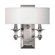 Sussex Oval Shade Wall Sconce