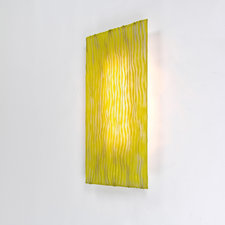 Planum Rectangular Wall Light