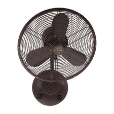 Bellows Wall Mount Fan