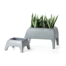 Safari Hedgehog Planter
