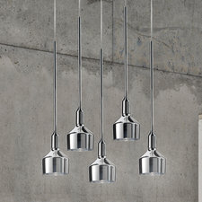 Beamer 11 S R-5 Multi-Pendant Suspension