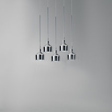 Beamer 17 S R-5 Multi-Pendant Suspension