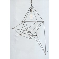 Maquette Tall Single Chandelier