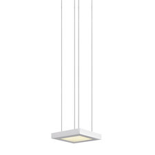 Chromaglo Spectrum LED Square Pendant