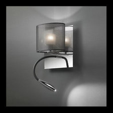 Bams Wall Sconce with Task Light