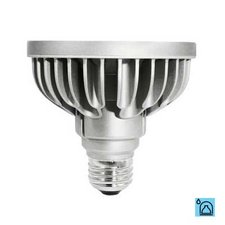 Brilliant 18.5W 120V PAR30S LED 2700K 36Deg 80CRI