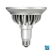 Brilliant 18.5W 120V PAR38 LED 3000K 9 Deg 80CRI