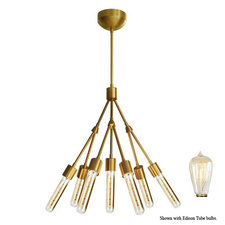 Stilt A Shape Chandelier