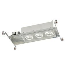 LEDme 3-Light 10 Deg IC New Construction Housing