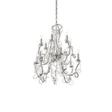 Coco Small Chandelier Round - FLOOR MODEL