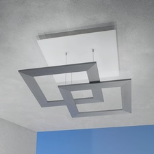 Zen Due Ceiling Flush Mount