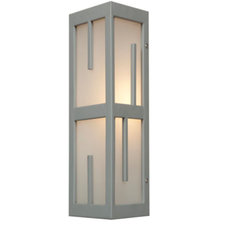 Zen Outdoor Wall Sconce