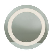 Spa Round Dimmable LED Mirror