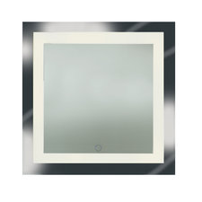 Spa Square Dimmable LED Mirror