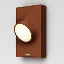 Ciclope 6.5W LED Outdoor Wall Sconce
