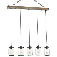 Firefly Rectangular Chandelier