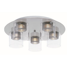 Cyborg Ceiling Light Fixture