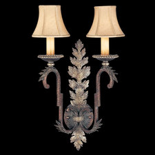 Stile Bellagio 2-Light Wall Sconce