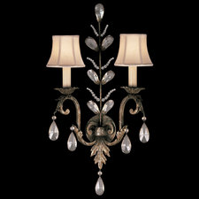 A Midsummer Night's Dream Crystal Wall Sconce