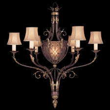 Villa 1919 7-Light Chandelier