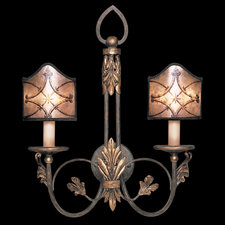 Villa 1919 2-Light Wall Sconce