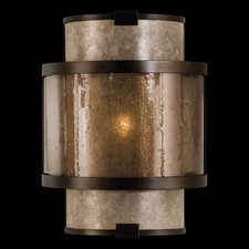Singapore Moderne Wall Sconce