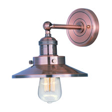 Mini Hi-Bay 25060 Wall Light