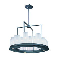 Urban Nights Circular Chandelier