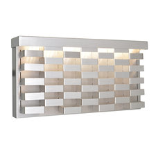 Weave Outdoor Wall Sconce