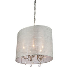 Claremont Oval Pendant
