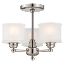 1730 Ceiling Semi-Flush Mount