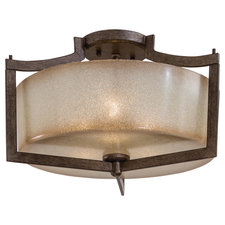 Clarte Ceiling Semi-Flush Mount