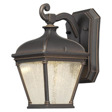 Lauriston Manor Outdoor Wall Sconce
