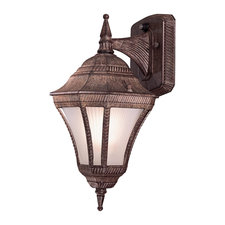 Segovia CFL Outdoor Wall Sconce