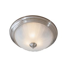 Melon Ceiling Flush Mount