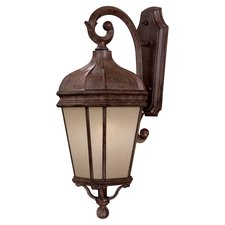 Harrison Outdoor Hanging CFL Wall Sconce