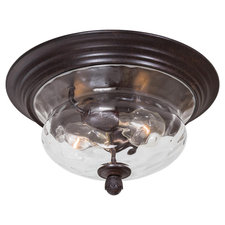 Merrimack Outdoor Ceiling Flush Mount