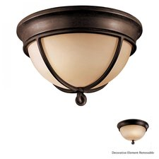 Aspen II Ceiling Flush Mount