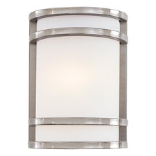 Bay View Large Outdoor Wall Sconce