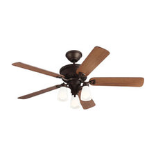 Bravo Ceiling Fan with Light