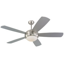 Discus ES Ceiling Fan with Light