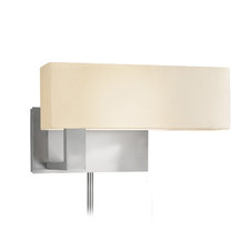 Mitra LED Compact Swing Right Plug-in Wall Light