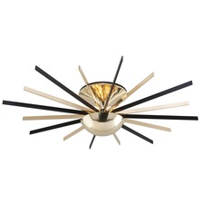 Atomic Ceiling Semi Flush Light