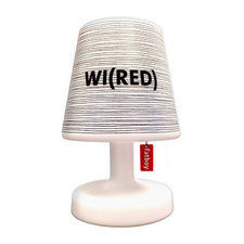 Edison the Petit (RED) Collection LED Table Lamp